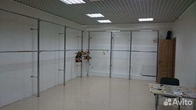 Торговое помещение, 44 м²