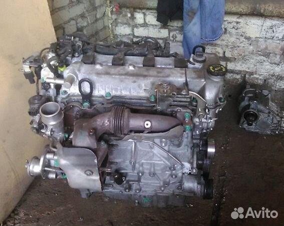 mazda cz 7 бу мотор