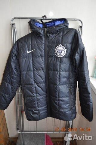 5140e4b9 Зенит куртка nike демисезонная утепленная купить в Московской ...