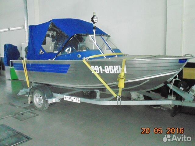 продажа лодка салют 480 бу