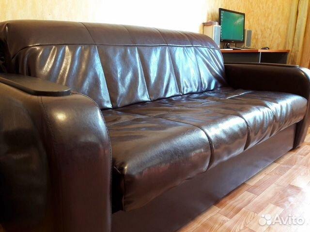 Выкатной диван аккордеон