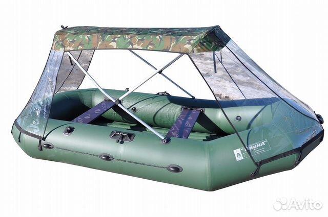 купить дешевый тент для лодки