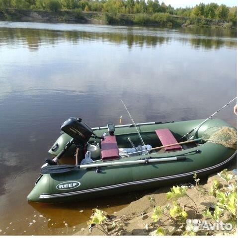 купить лодку  со мотором мурманск получи авито