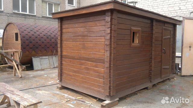 готовая баня 314 000 рублей