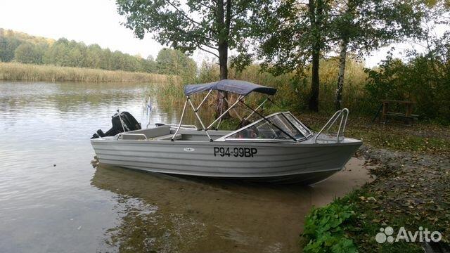 лодка произведенная в воронеже