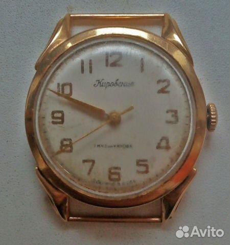 Поиск часы кировские на интернет-аукционе Мешок