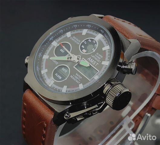 Оригинальные американские часы Invicta с японским механизмом