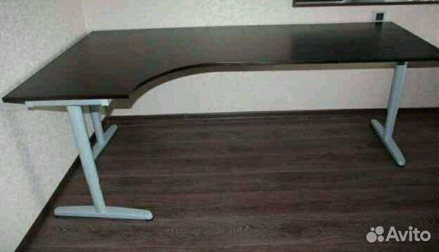 угловой стол галант икеа Ikea Festimaru мониторинг объявлений