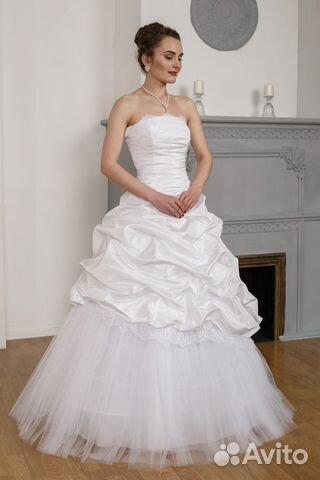 d2dbbc77d41d7db Новое пышное свадебное платье купить в Санкт-Петербурге на Avito ...