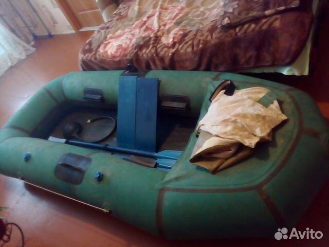 мотор для надувной лодки пермь