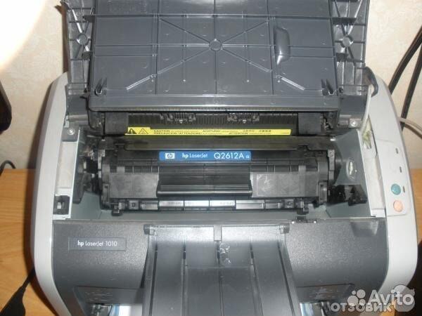 Hp LaserJet 1010 89202223107 купить 1