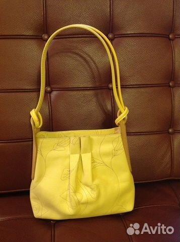 Купить кожаную женскую сумку из Италии Распродажа