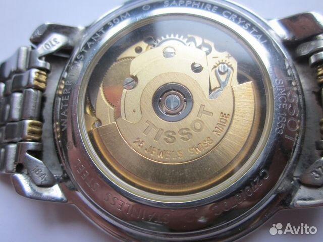 Купить б/у TISSOT c279/379c - Часы : Часы наручные