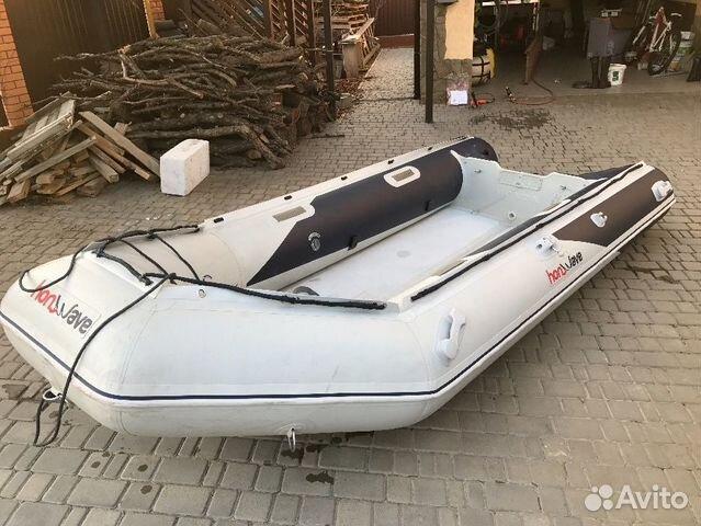 купить надувную лодку хонда в спб