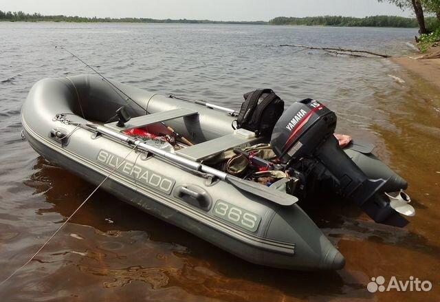 вихрь 30 на надувной лодке видео