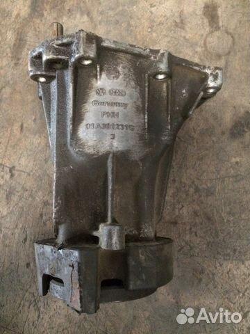 Блок торсона мкпп Ауди А4 Quattro 01A301231G— фотография №1
