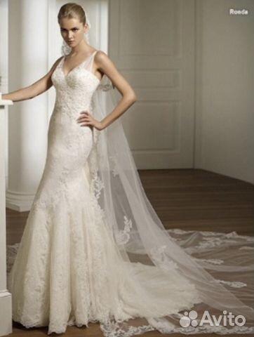 fe73c93510693bd Свадебное платье La Sposa купить в Московской области на Avito ...