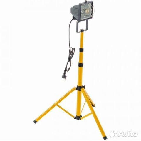 приготовить прожекторы для ремонта на штативе предлагает