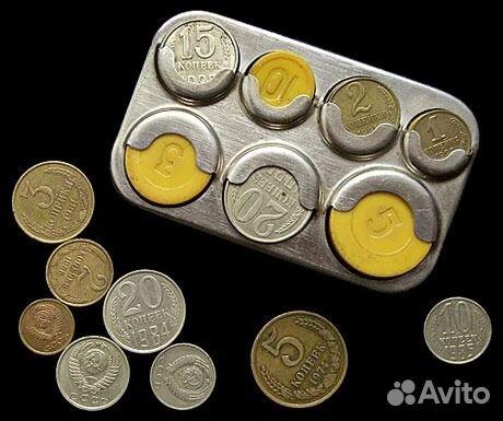 монетница фото ссср