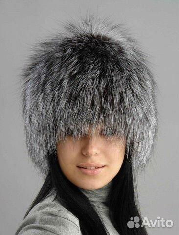 шапка чернобурка вязаная Festimaru мониторинг объявлений