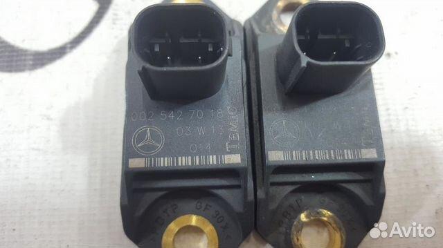 Датчик ускорения на Mersedes-Benz SL55 AMG R230 89143292009 купить 3