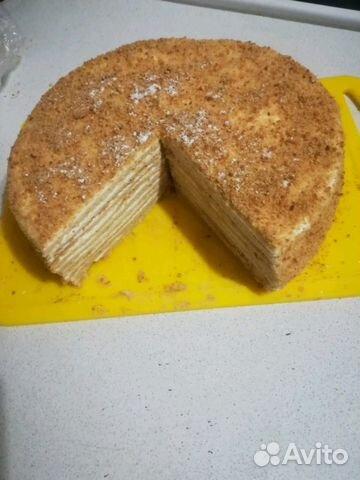 авито как приготовить медовый торт
