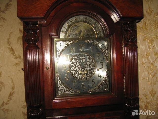 Часы бу напольные продам москве продать авито в часы на