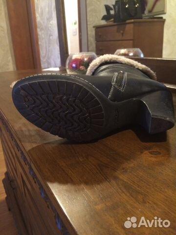 Туфли (Clarks),Ботильены(geox), Лодочкир. 35-36 89235002111 купить 5