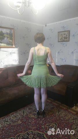 Вязанное платье 89038224475 купить 4