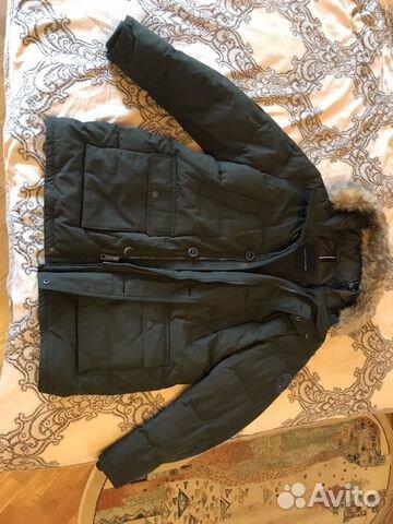 Куртка зимняя Tommy Hilfiger 113ff5574e604