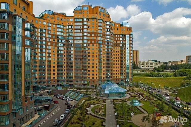Продается четырехкомнатная квартира за 49 500 000 рублей. Минская улица, 1Гк2.