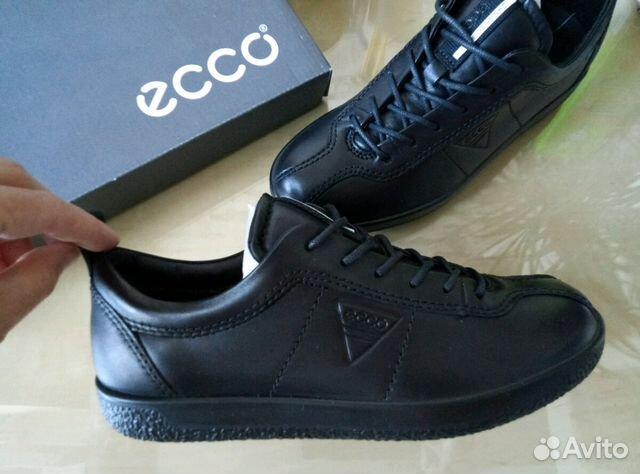 7be3640a Кроссовки Ecco, (Экко) новые, кожаные | Festima.Ru - Мониторинг ...
