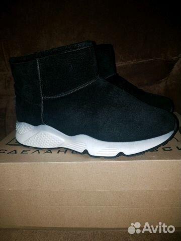 92da5fe77ef5 Зимние ботинки (спортивные угги) купить в Северной Осетии на Avito ...