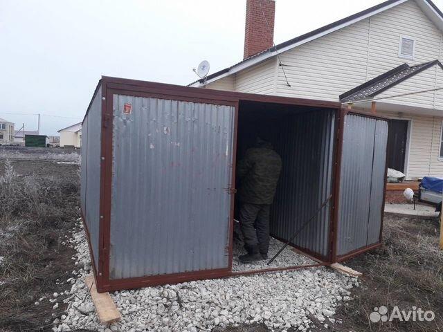 Железный гараж на дачу купить гараж на острове