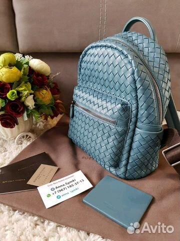 Рюкзак Bottega Veneta купить в Москве на Avito — Объявления на сайте ... c6b50ed4432