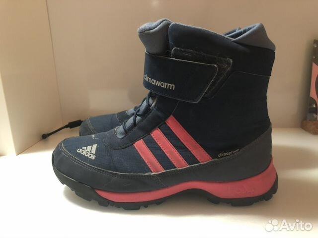 fd0935b57 Adidas зимние ботинки | Festima.Ru - Мониторинг объявлений