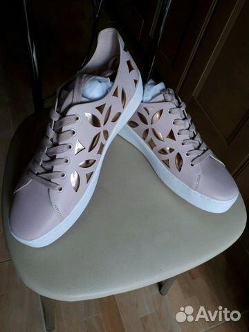 d747f5520469 Обувь женская, кроссовки новые, размер 41, натурал   Festima.Ru ...