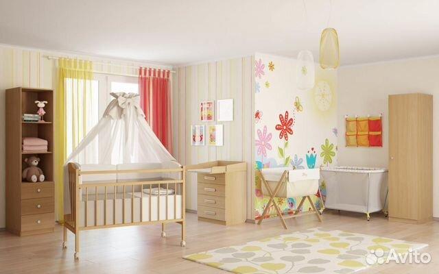 Набор для детской комнаты