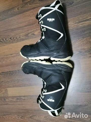 Ботинки для сноуборда USD pro купить в Ивановской области на Avito ... 97e1e5f3d13