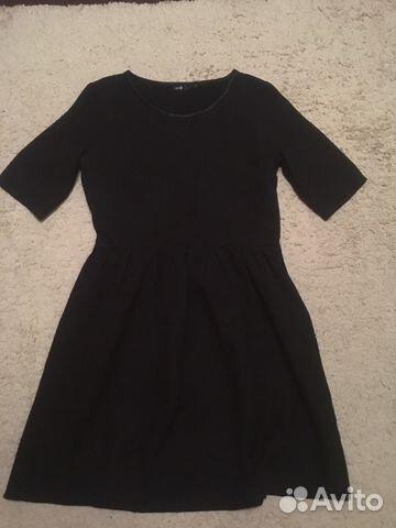 857e944bb58 Чёрное платье oggi