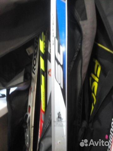 c4f8de5eacbe4f Беговые лыжи (лыжи + палки для лыж + ботинки) | Festima.Ru ...