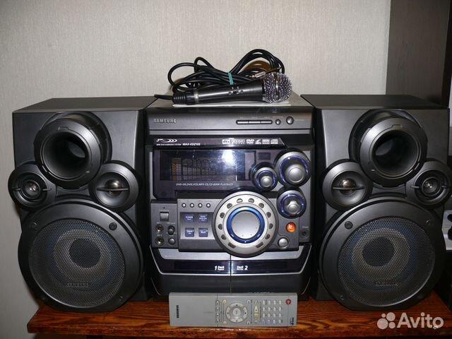 Муз.центр SAMSUNG MAX-KDZ105 с DVD и караоке   Festima.Ru ... e235cf61501