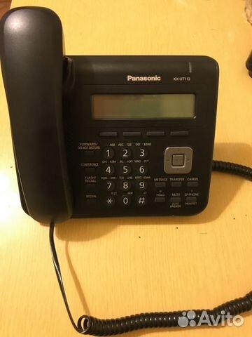Panasonic KX-UT123 VoIP Phone Drivers Windows 7