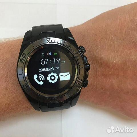 Smart Watch SW007: современные многофункциональные часы-телефон