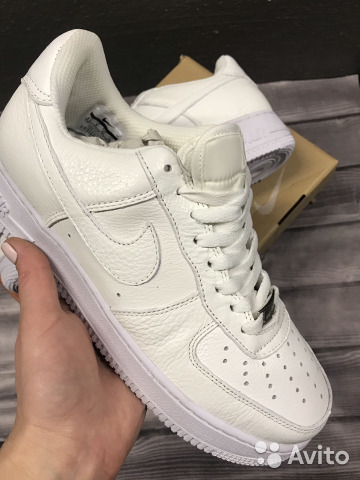 0252a84d Nike Air Force Белые низкие | Festima.Ru - Мониторинг объявлений