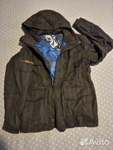 d794e65958cb Куртка и брюки для сноуборда volcom купить в Москве на Avito ...