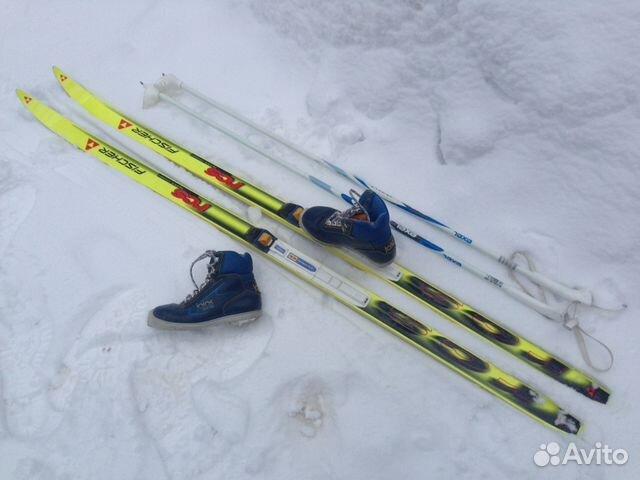 Беговые лыжи Fischer rcs— фотография №1. Адрес  Санкт-Петербург ... 7c48848a835