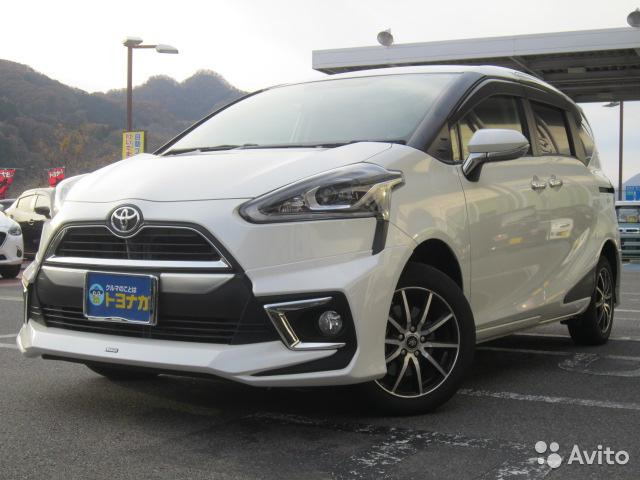 Toyota Sienta, 2015 купить в Приморском крае на Avito — Объявления ... 8fd2e7cd906