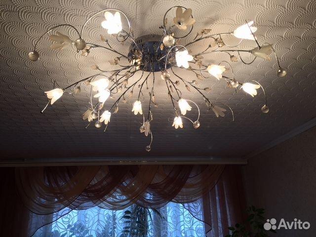 Продается двухкомнатная квартира за 1 300 000 рублей. Саратовская область, Балашов, микрорайон Комбината плащевых тканей, 2-й микрорайон.