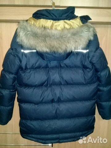 Продам зимнюю куртку для подростка 89511469014 купить 1